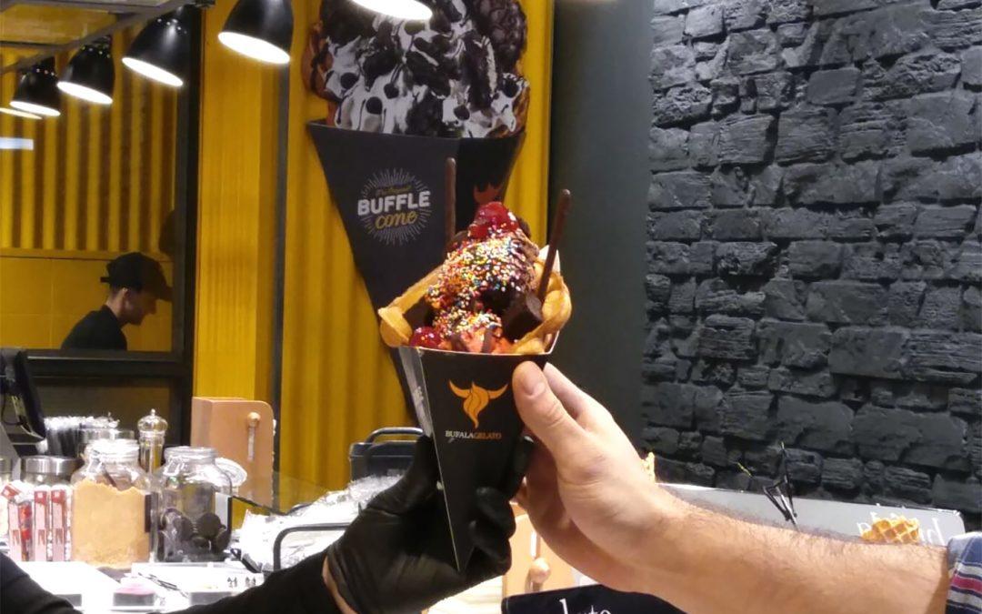 Το product mix της Bufala Gelato κάνει τη διαφορά