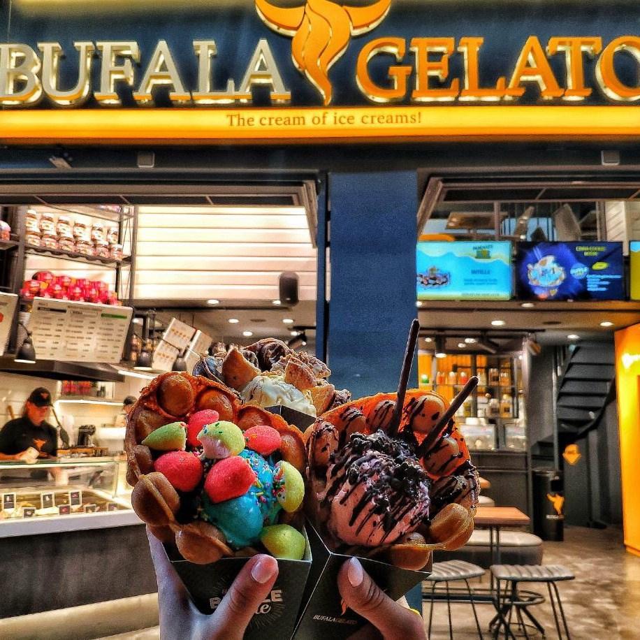 Bufala Gelato: Τυποποίηση, το κλειδί της επιτυχίας